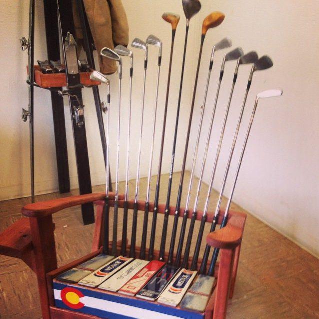 Elegant Home / Shop / Golf Club Chairs