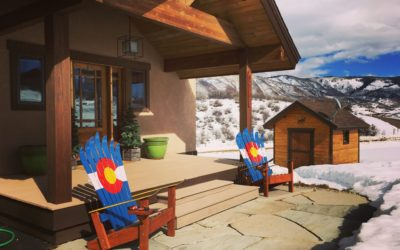 Colorado Deck Chairs & Benches- Now is the time to buy and save!