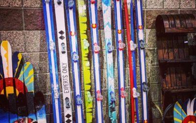 End of season shot ski closeout!!!
