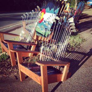 Golf Club Chairs