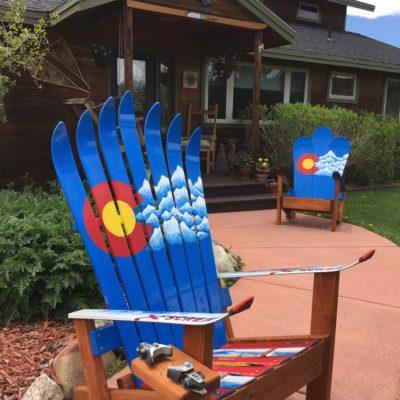 Top 3 - CO Ski chairs SummitCO