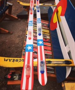 Charmant Quick View. Shot Skis. U201c