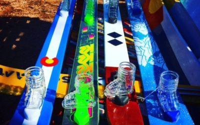 """Best pricing EVER- Our End of the season """"Shot Ski Sale""""!!!"""