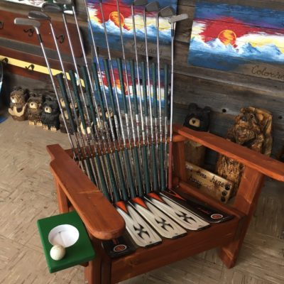 golf chair