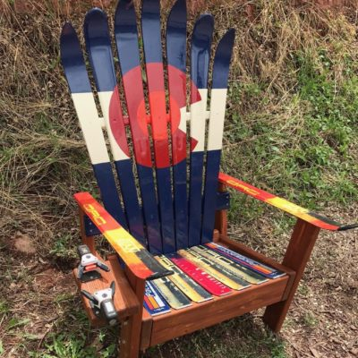 Home Colorado Ski Chairs – Adirondack Ski Chairs