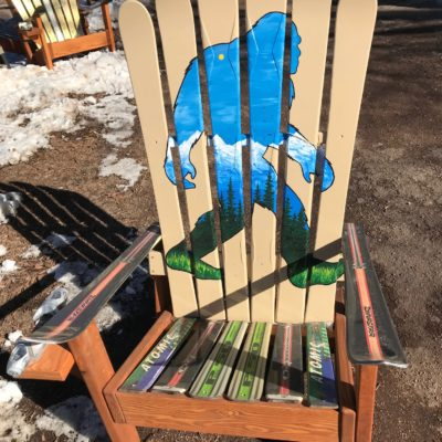 Wildlife Chairs