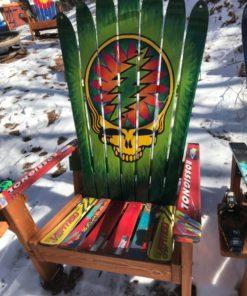 Rasta Stealy Chair