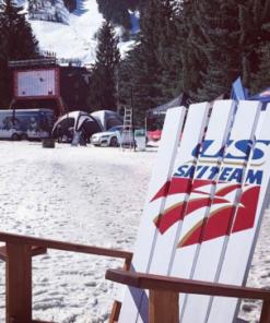 US ski team XXL chair Colorado Ski Furniture XXL 72