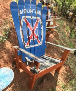10th Mountain Adirondack Ski Chair