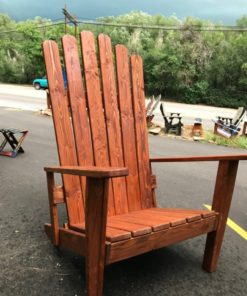 XXL Giant Adirondack 6' Tall Chair
