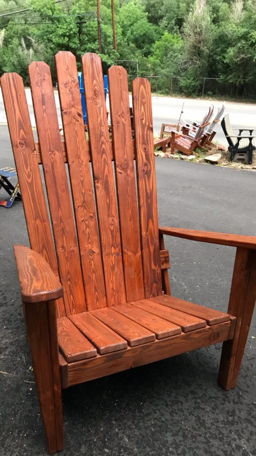 XXL Giant Adirondack 6' Tall Chair
