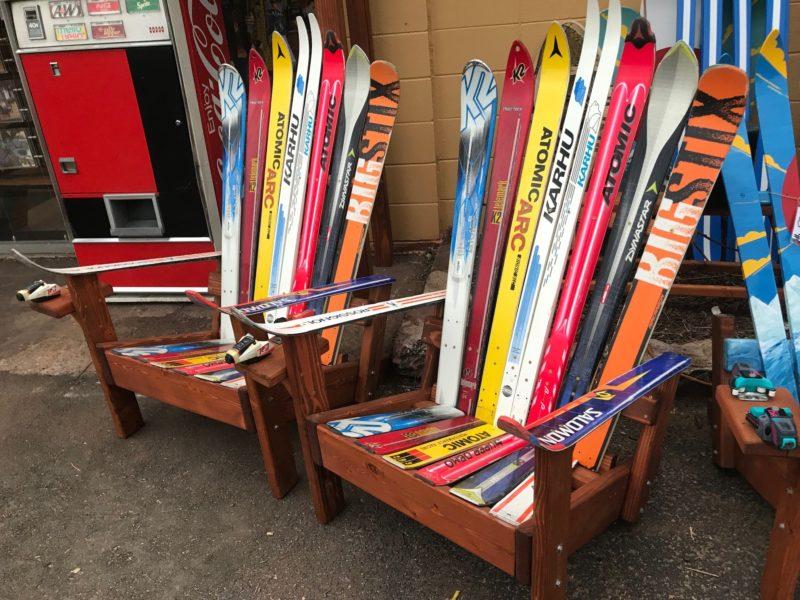 Exceptionnel Colorado Ski Chairs