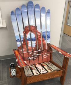 Canyonlands Arches Ski Chair