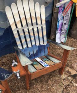 Colorado Ski Chairs