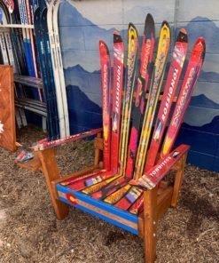 Adirondack Ski Chair