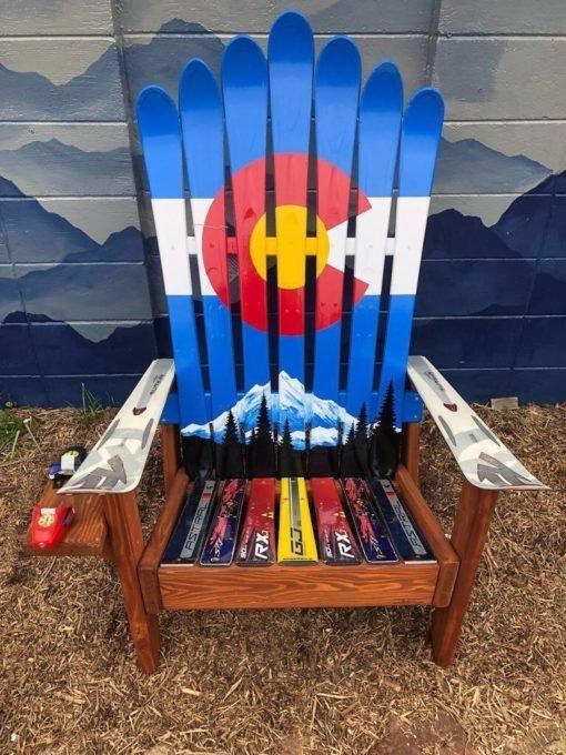 Colorado Ski Chair