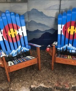 Colorado Ski Chair